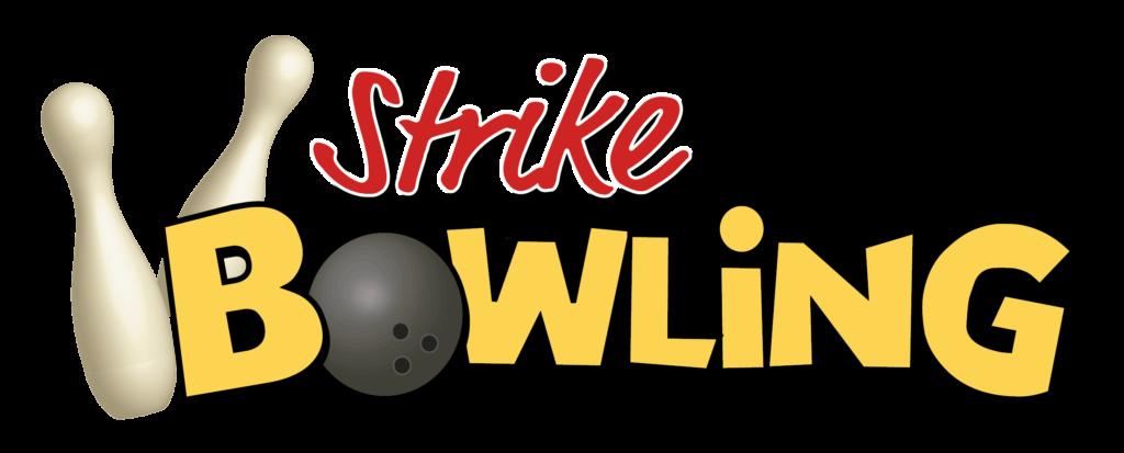 Stike Logo Bowling